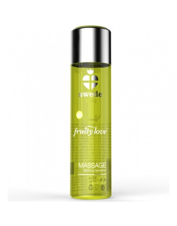 Lotion de Massage Saveur Vanille Poire - 60 ml