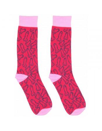 Chaussettes Sexy Socks Motifs Pénis - T 42-46