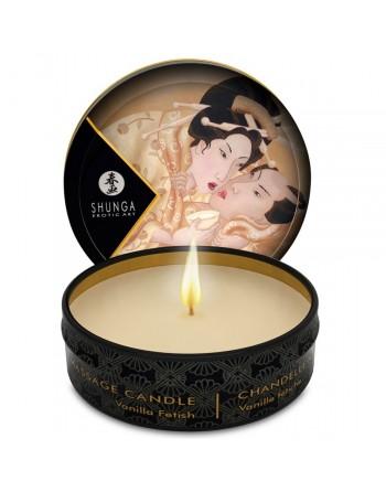 Bougie de massage Lueur et Caresse Vanille - 30 ml