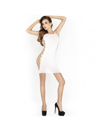 Robe blanche BS026 - TU