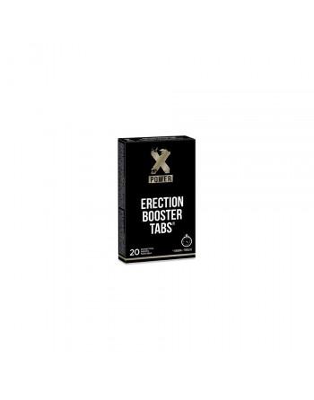 Erection Booster Tabs - 20 comprimés
