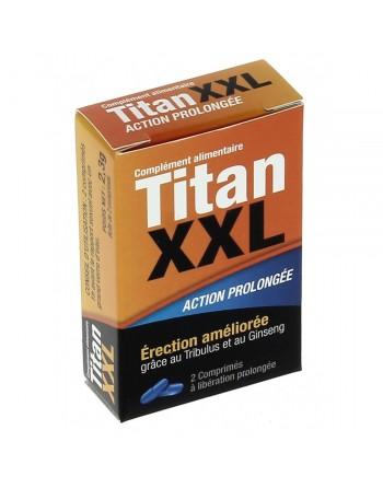 Titan XXL - 2 comprimés