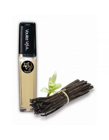 Gloss lumineux à effet chaud froid Vanille - 10 ml