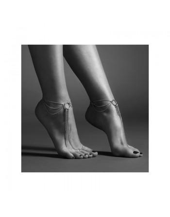 Magnifique - Chaîne de pied et cheville - Argent