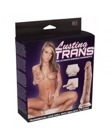 Poupée Gonflable Trans