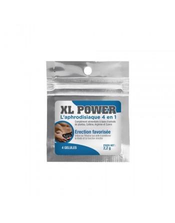 XL Power 4 gélules végétales