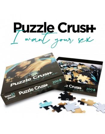 Puzzle Coquin I Want Your Sex - 200 pcs
