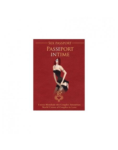 Passport Intime - Sex Passport - Français/Anglais