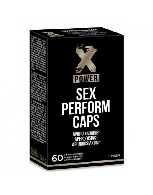 Sex Perform caps - 60 gélules