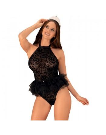 Frilles Costume - Noir