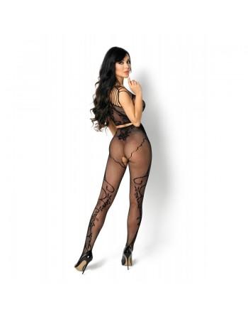 Fernanda Bodystocking - Noir