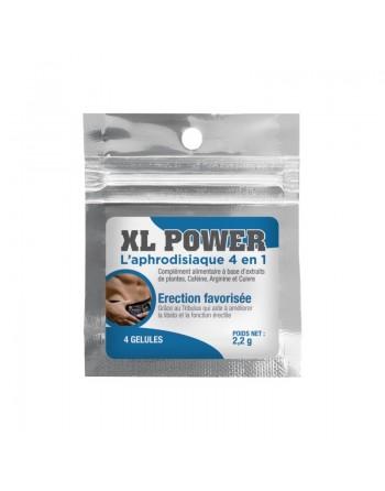 XL Power Homme - 4 gélules