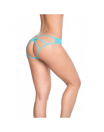 Culotte Cage Style 97 - Turquoise