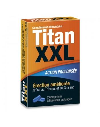 Titan XXL Homme - 2 gélules